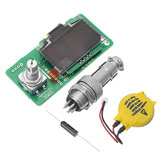 STM32 2.1S OLED T12 Solder Iron Temperature Controller Welding Tools Electronic Soldering Wake-Sleep Shock 110-240v 72W