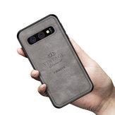 MofiProtectordecueroaprueba de golpes 3D Caso para Samsung Galaxy S10e 5.8 Inch