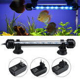18 cm 5050SMD 9LED Akwarium Fish Tank Zatapialna, wodoodporna lampa barowa RGB
