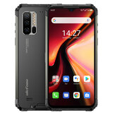 Ulefone Armor 7 IP68 IP69K Wasserdichtes 6,3 Zoll 8 GB 128 GB 48 MP Kamera NFC Wireless Charge Helio P90 Octa Core 4G Smartphone