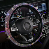 Coprivolante universale Luxury Bling Bling strass Accessori per auto con diamanti Decor