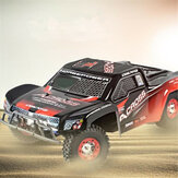 WLtoys 12423 RTR 1/12 2.4G 4WD 50 km / h RC Car LED Light Short Course Off-Road Truck Modele pojazdów