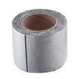 5m Butyl RV Roof Roofing Repair Tape Seal Waterproof Leakproof Adhesive Tape Roll Thermal Insulation 3 Sizes