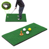 Golf Putting Training Mats Nylon Turf Chipping Driving Practice Mat Indoor