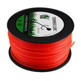 Rotolo da 2,7mm 15/50 / 120m Nylon Trimmer Line Mower Grass Rope Cavo per decespugliatore