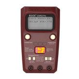 BSIDE ESR02PRO Transistor Digital SMD Componentes Tester Diodo Triodo Capacitancia Inductancia ESR Meter