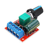 DC 5V To DC 35V 5A 90W Mini DC Motor PWM Speed Controller Module Speed Regulator Adjustable Light Modulator Electronic Switch Module Board