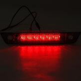 Arka LED Üçüncü Fren Işık Yüksek Dağı Durdurma Lamba Kırmızı Jeep Grand Cherokee 2005-2010 Için