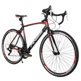 [USDirect]700*28C 21 Speeds Mountain Bike Aluminum Alloy Solid Outdoor Cycling Bicycle For Male and Female