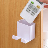 Multifunction Wall Organizer For Phone/Remote Control/Air Mouse Holder