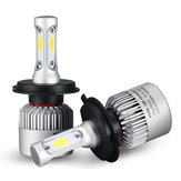 Par 36W 6500K 4500LM H11 H7 H4 HB3 HB4 COB LED Faro Lámpara Blanca