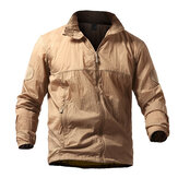 Heren Tactical Skin Outdoor Skin Jacket Lichtgewicht dunne wind