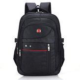 20L Mężczyźni Plecak Plecak 15 cali Torba na laptopa Nylon Torba na ramię Tornister Torba podróżna