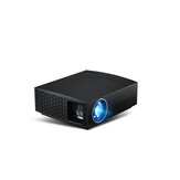 【Basic Version】BeamLive F20pro Vivibright Mini Projector 1080p 4800 Lumens 5000:1 Contrast 16:9 Keystone Correction Image Adjustment Multiple Ports Built-in Speaker Portable Smart Home Theater Projector With Remote Control