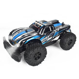Eachine EAT08 1/14 All Terrain RC Car RTR Electric Vehicle with 2.4 GHz Remote Control and LED Lights Off Road RC Crawler 20+ Min Play Great Gifts for Boys Kids and Adults