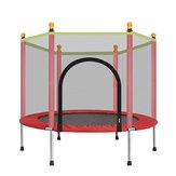 1-3 أطفال الترامبولين القفز حصيرة غطاء الربيع الحشو حديقة المنزل ألعاب الأطفال ماكس تحميل 100 كيلوجرام