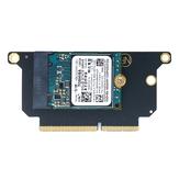 Karta rozszerzeń karty rozszerzeń M.2 PCIe NVME SSD na rok 2016 2017 Apple MacBook A1708