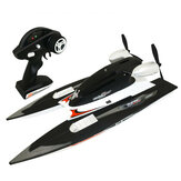 FY616 2.4G 20km/h RC Boat Dual Motor High Speed RTR Ship Model Kids Toys