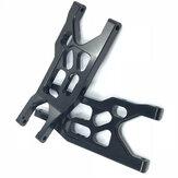 1/10アキシャルYETI AX90026 RCカーパーツ用2PCアルミ合金フロントロアアーム