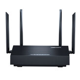 Netcore N6 Router WiFi 6 Wireless 1800M Dual Banda Router Wifi 5G 512MB 4 * Antenne Router da gioco Gigabit