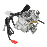GY6 150cc PD24 Carburetor Carb For Moped Go Kart Scooter Roketa Coolster Taotao SunL
