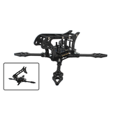 HBFPV Falcon V1 5/6/7 Inch 218/248 / 283mm Frame Kit compatibel DJI FPV Air Unit voor RC Drone FPV Racing