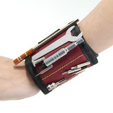 Raitool™Magnetic Wristband Tool Pickup Wristband for Holding Tools Wrist Bands Tool Holder Organizer