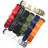 Bakeey 16mm Interface Terminals Nylon Bandjes Vervanging Horlogeband Voor Casio G-shock DW-5600 6900 GA-110 GW-M5610 DW-9052 / GLS-8900 Serie