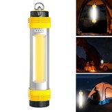 XANES® X7 XPG + COB Magnetyczna lampa robocza Type-C Akumulatorowa latarka LED USB Namiot kempingowy Światła naprawcze