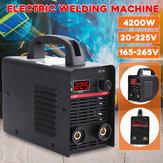 4200 W Soldador DC Inversor ARC MMA 225Amp LCD Display Máquina De Solda Varanda Ferramenta
