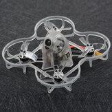 SKYSTARS 2019 Ghostrider X95 95mm FPV Racing Drone RCP PNP BNF F4 OSD 200mW 20A BLHeli_S 700TVL