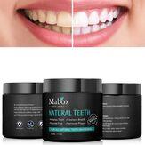 MABOX Polvere per sbiancamento naturale dei denti