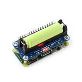 Lithium Battery Expansion Board for Raspberry Pi 5V Regulated Output Bi-directional Fast Charging