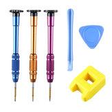 6PCS Precision Screwdriver Set Magnetic Professional Repair Screwdriver Tool Kit For Eletronics