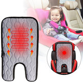 12V Small Size Universal Car Baby Heated Seat Cushion Cover Warmer Winter Household Heating Mat