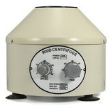 800D Desktop Lab Lower-speed Centrifugal Machine 4000Rpm With 20ml x 6 Capacity