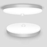 8/16/20W Motion Sensor LED Garage Light Bulb Ceiling Fixture Lights Corridor Lamp