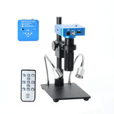 HAYEAR Full HD 1080P 60FPS 2K 34MP HDMI USB Industrial Electronic Digital Video Microscope Camera Magnifier For Phone CPU PCB Repairing