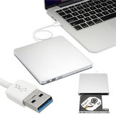 USB External Slot in DVD CD Drive Burner Superdrive for Windows XP/Mac 10 OS