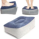 Oreiller de repose-pieds gonflable Travel Home Aide à réduire les risques de thrombose veineuse