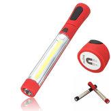 XANESWK-94COB+LEDVorder- und Seitenleuchte Magnetic Tail Verstellbarer Kopf Camping Light Work Light LED Taschenlampe