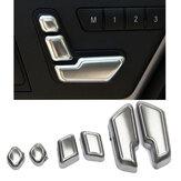 Matt Krom Kapı Koltuk Ayarlama Düğmesi Mercedes-Benz Için
