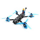 Geprc Mark4 HD GPS 225mm F4 OSD 50A BLheli_32 ESC 6S 5 Inch FPV Racing Drone PNP BNF w/ Caddx Vista HD Digital System Support DJI Air Unit