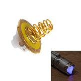 Astrolux SC / SS / S2/S3 BLF X5/X6懐中電灯2LED照明スイッチDIY用
