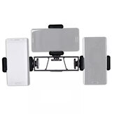 Three-position Live Broadcast Mobile Phone Holder Photography Tripod Accessory Support Mounting 3 Pcs Mobile Phones
