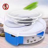 Elektrische vliegenval Apparaat ongediertebestrijding Tuin USB Mosquito Bug Insert Killer Catcher Animal Repeller