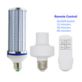 60W UV Germicidal Lamp UVC E26/E27 LED Light Bulb Household Ozone Disinfection