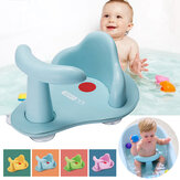 Foldable Support Baby Bath Chair Safety Anti-slip Seat Bathtub Shower