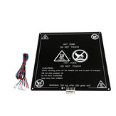 Anet® 220x220x3mm 120W 12V MK3 Aluminum Board PCB Heated Bed With Wire For 3D Printer
