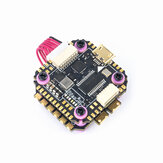 MAMBA F722 مصغرة Betaflight Flight Controller OSD 5V / 2A & F40 40A 6S Blheli_32 Dshot1200 FPV Racing Brushless ESC 20x20mm for RC Drone